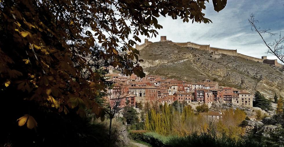 Rueda en Teruel-Shoot in Teruel- Allbarracín