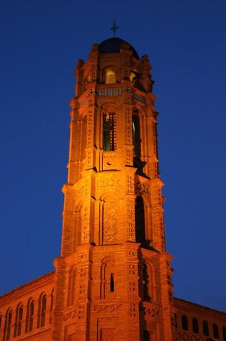 Torre Iglesia de Santa Ana. Mainar