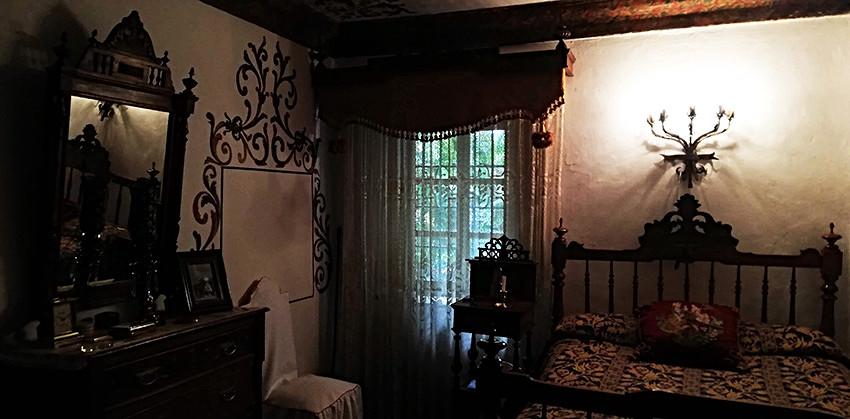 Habitación Siglo XIX / 19th century room