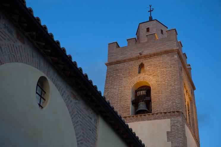 Torre de la Iglesia de la Asunción - Murero