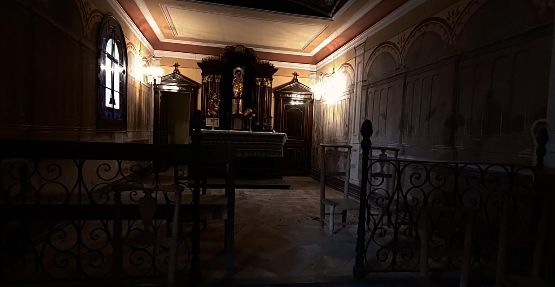 Capilla Casa Torre S XIX / 19th century house chapel