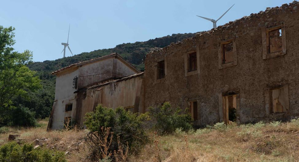 Pueblo minero / Miner village