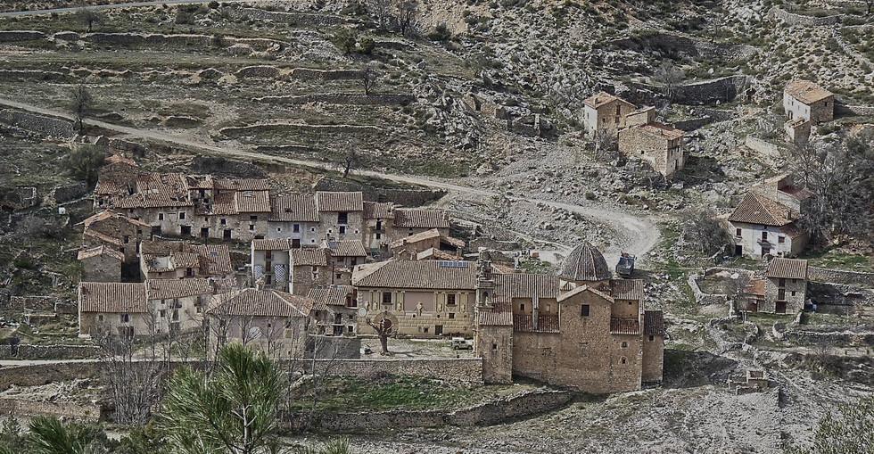 Rueda en Teruel-Shoot in Teruel- Mosqueruela
