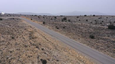 Carretera de páramo