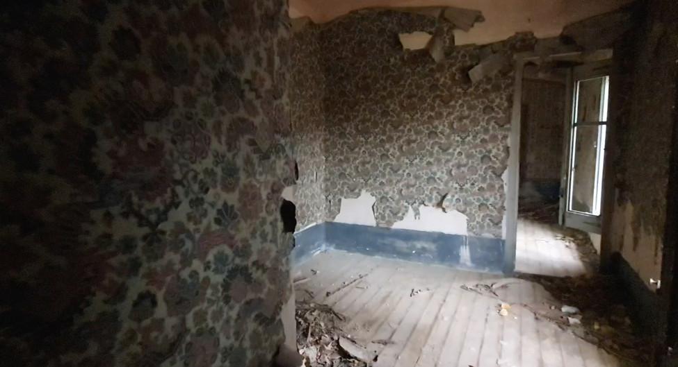 Vieja habitación / Old room