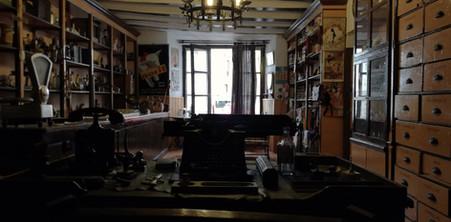 Antigua tienda ultramarinos