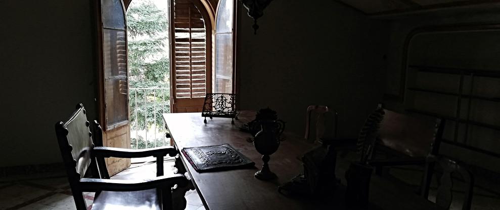 Ático Casa Torre S XIX / 19th century attic house