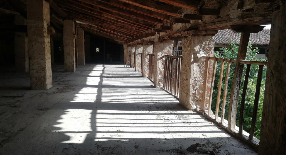 Granero convento / Convent barn