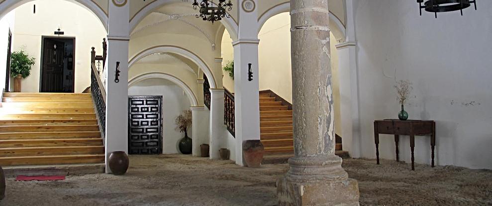Entrada casa S XVI
