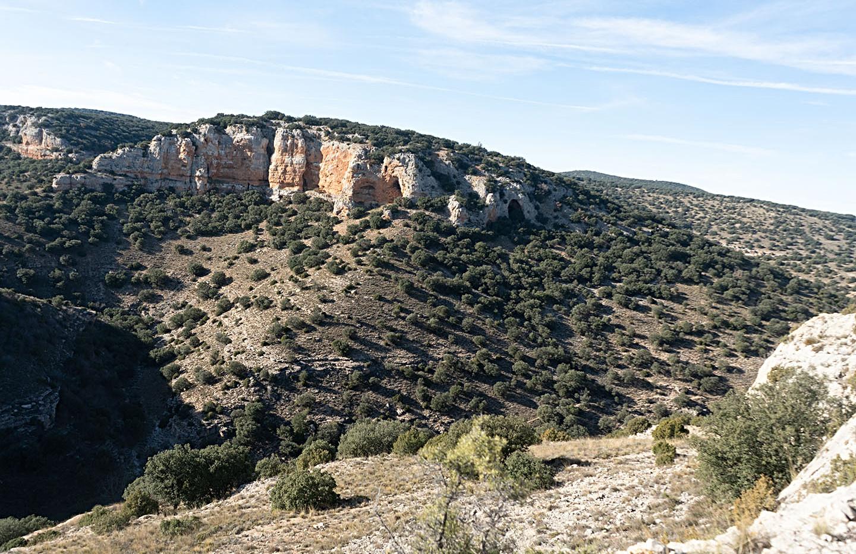 Barranco de montaña / River canyon