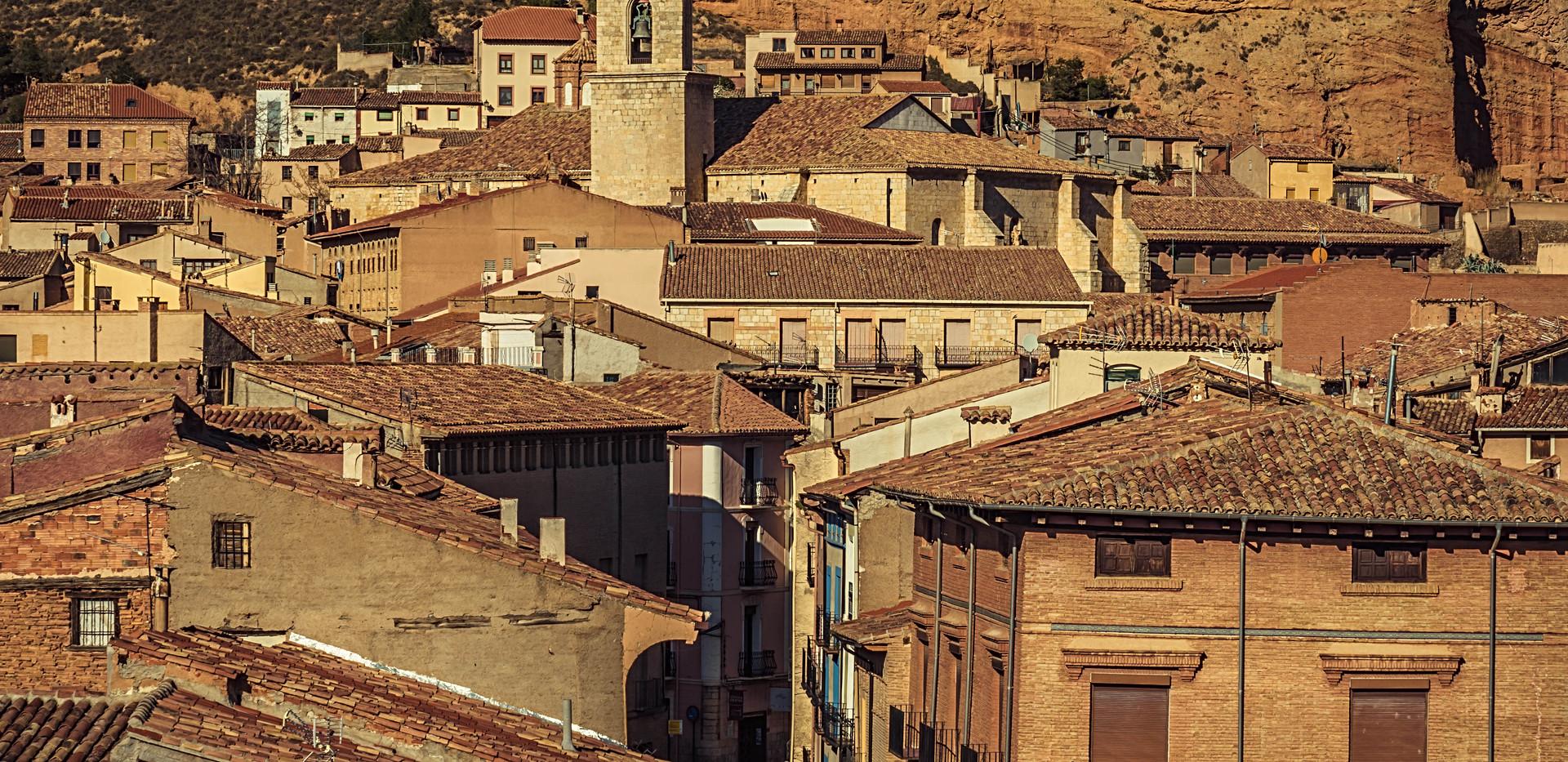 Pueblo histórico / Historic town