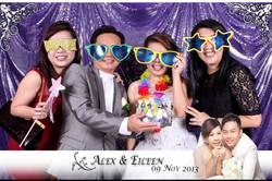 20131109 Alex & Eileen