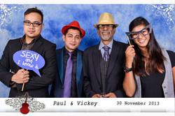 20131103 Paul & Vickey
