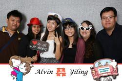 20150725 Alvin & Yiling
