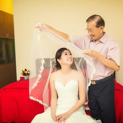 Chuay Chun & Heather
