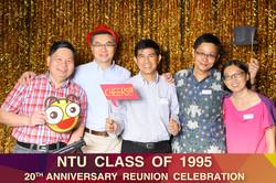 20151114 NTU Class of 95 Reunion