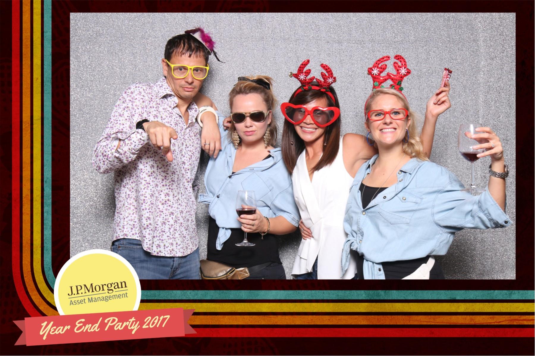 20171208 JP Morgan Year End Party
