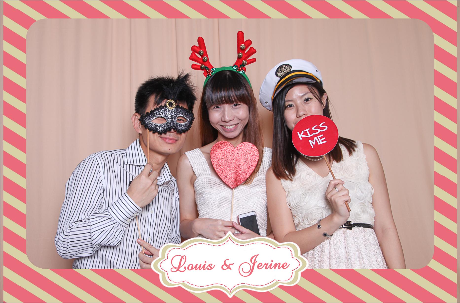 20141129 Jerine & Louis