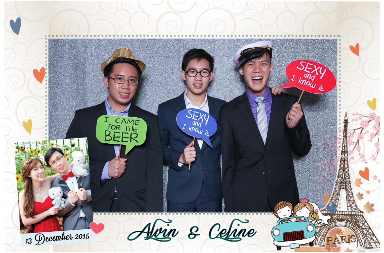 20151213 Alvin & Celine