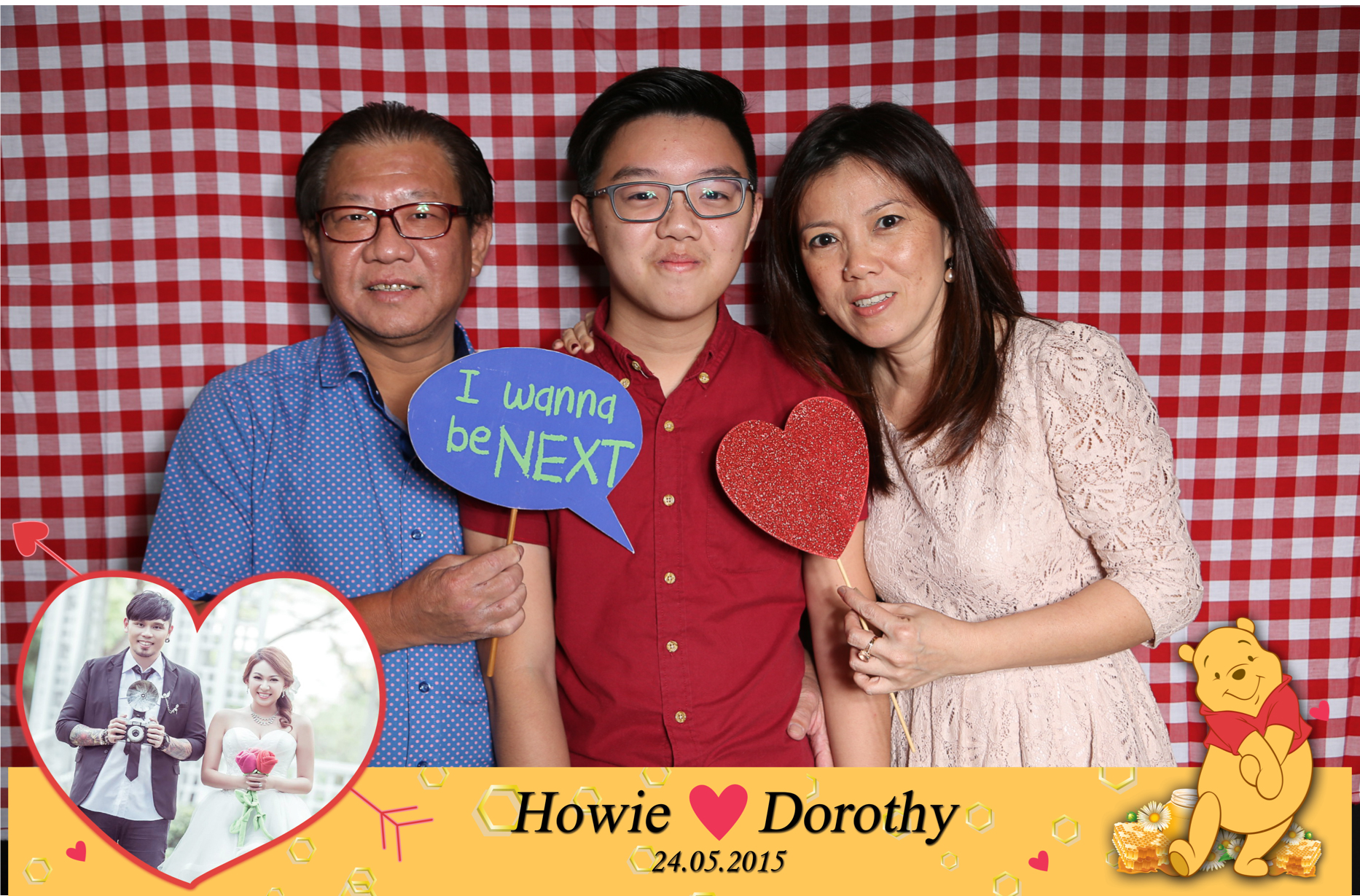 20150524 Howie & Dorothy