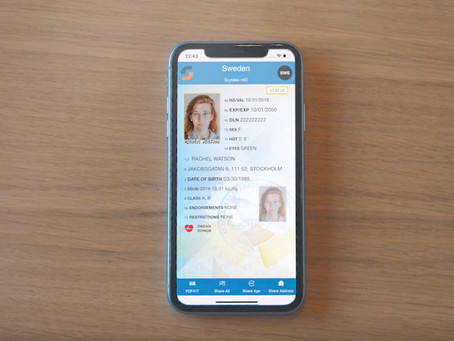 iOS NFC for Mobile ID and Mobile Driver License transactions fully supported by Scytáles AB