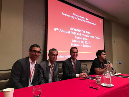 Beyond The PhD: 6th Annual PhD and Postdoctoral Career Conference, University of Southern California