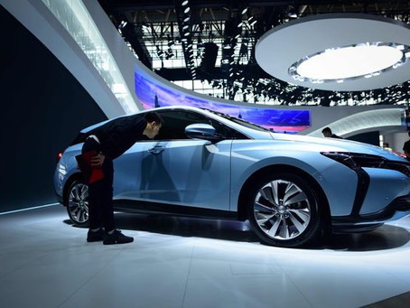 GM's Electric Dream in China Suddenly Looks Underpowered | The Wall Street Journal