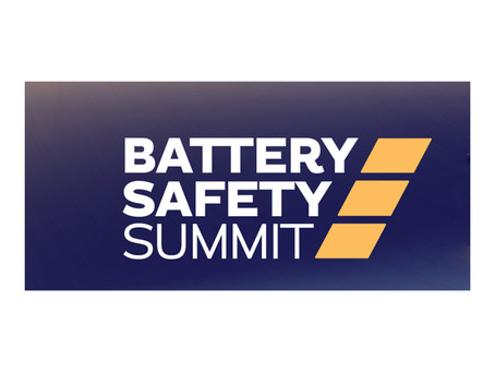Dr. Tom Barrera Delivers Invited Tech Talk at Battery Safety 2017