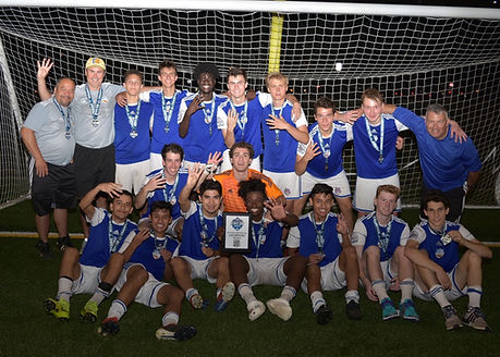 2019 State Cup Champs!