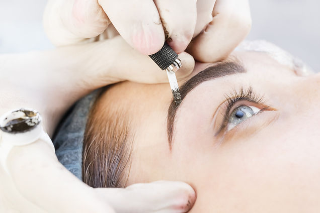 Microblading in CT