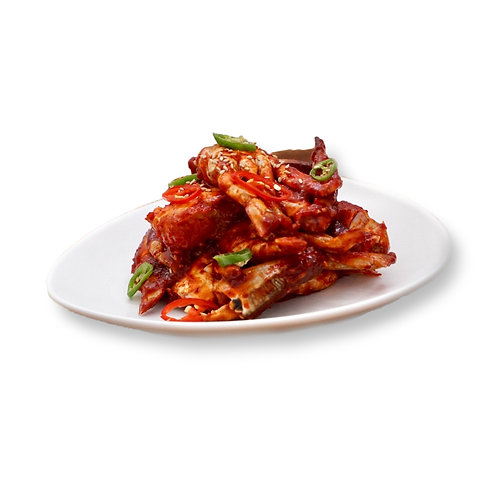 Spicy Raw Crab