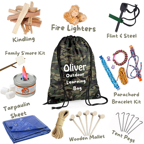 Personalised Outdoor Learning Kit