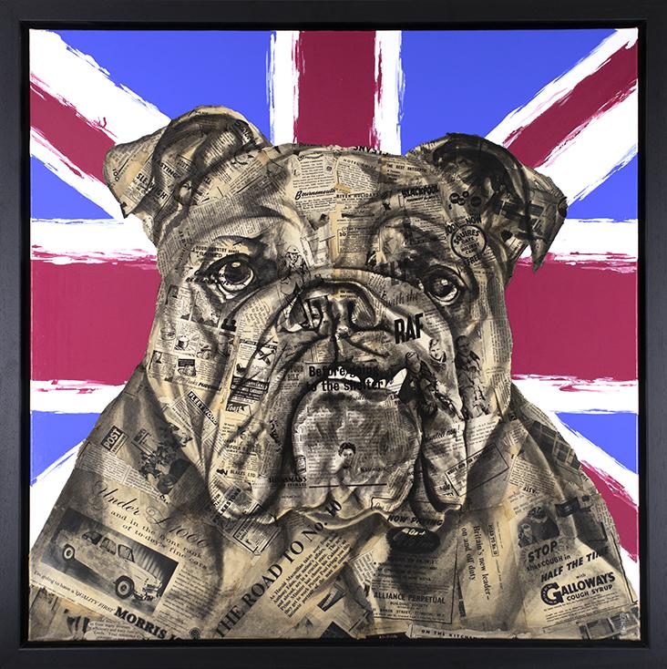 THE BRITISH BULLDOG