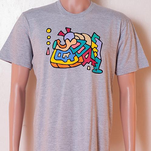 Mens - T-shirt - Palabras de sabiduria