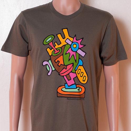 Mens - T-shirt - Tomas