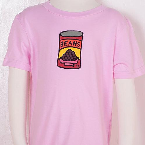 Kids - T-shirt - Light Pink