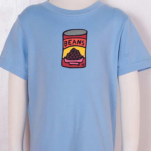 Kids - T-shirt - Light Blue