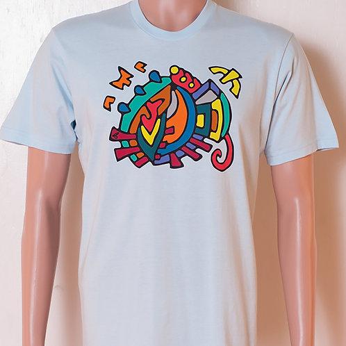 Mens - T-shirt - La fruta