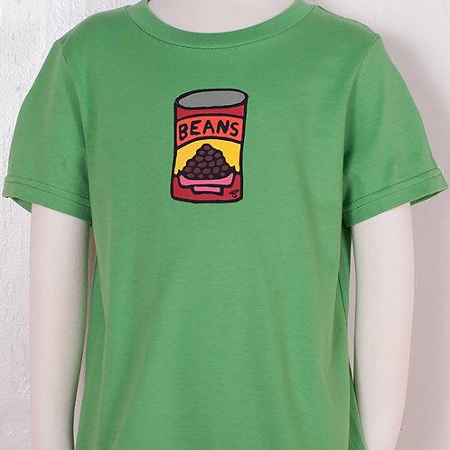 Kids - T-shirt - Light Green