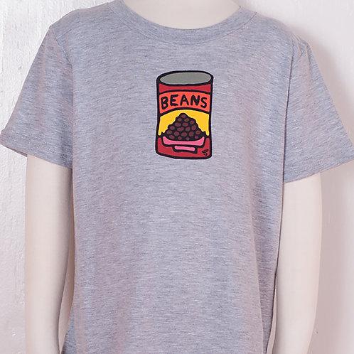 Kids - T-shirt - Heather Gray