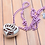 Thumbnail: Heart Locket on Light Pink Chain