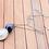 Thumbnail: Elegant Oval Bead Pendant Necklace