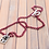 Thumbnail: Rose Pink Chain Necklace