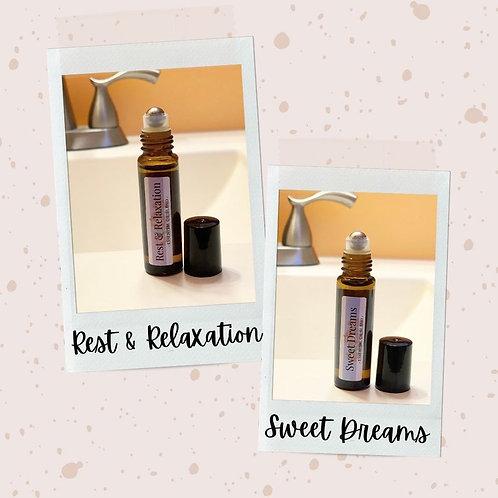 Essential Oil Blends (2 Pack)