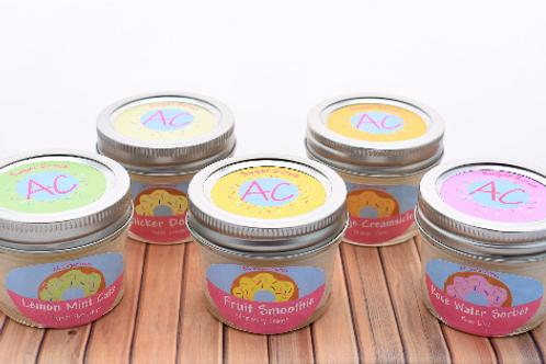 Dessert Sugar Scrub Collection (Set of 5)