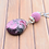 Thumbnail: Hot Pink Crystal Mountain WA Stone Necklace