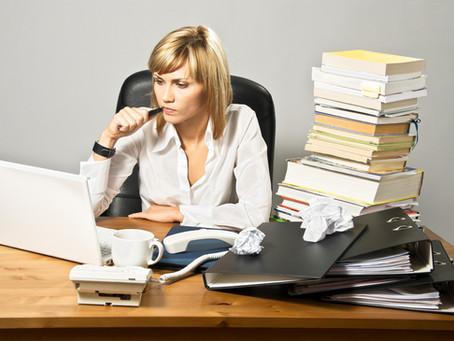 Jaké jsou 4 největší problémy při zveřejňování inzerátu práce?