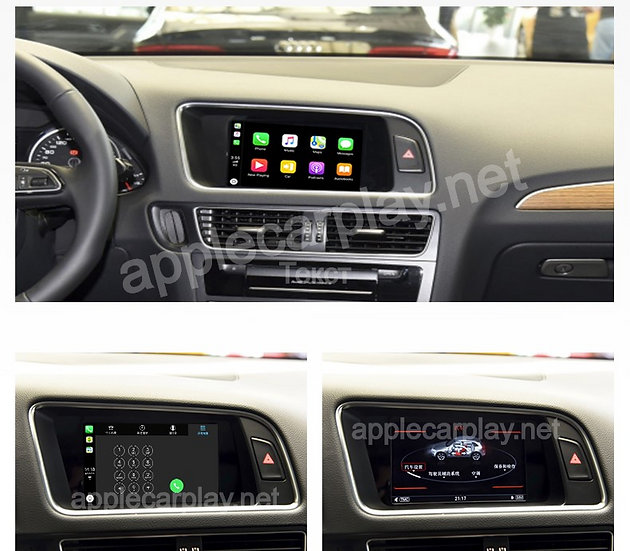 Retrofit CarPlay Audi Q5L