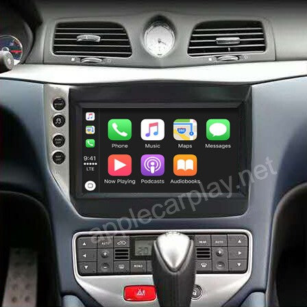 carplay maserati grandturismo