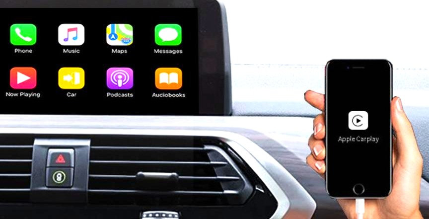 Wireless CarPlay BMW X1 E84